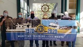 Ales and Ideas  Lecture - 50 years of Maritime Science