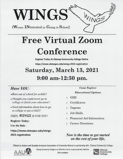 WINGS Conference for Women