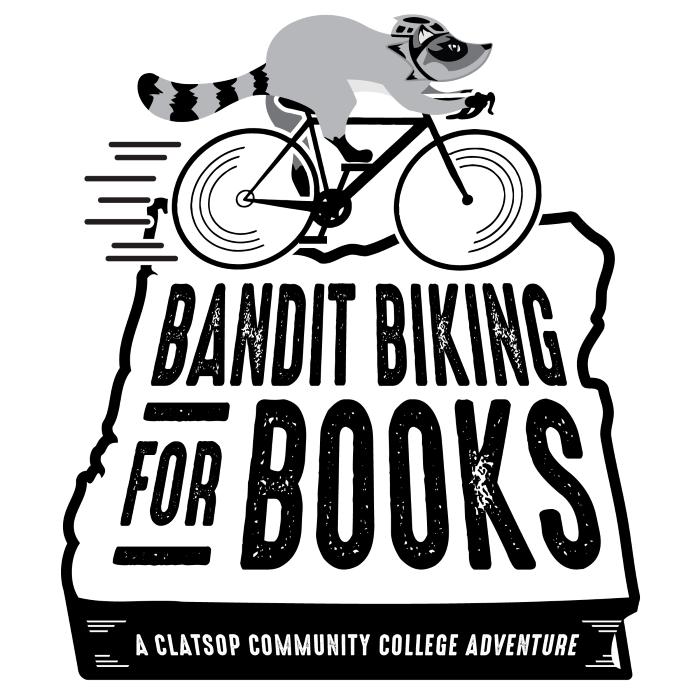 Bandit Biking for Books