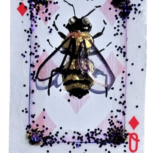 Painted Playing Card Exhibition